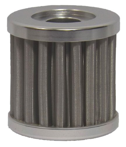 PC Racing PC139 Flo  Stainless Steel Reusable Oil Filter (Suzuki Drz 400 Oil Filter)