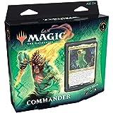 Magic: The Gathering - Renascer de Zendikar | Commander Deck Fúria da Terra | 99 cards | Acessórios | Produto em Português