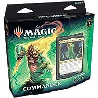Magic: The Gathering - Renascer de Zendikar | Commander Deck Fúria da Terra | 99 cards | Acessórios | Produto em…