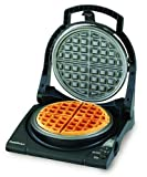 Chef's Choice 840B WafflePro Express Waffle Maker, Classic Belgian by Chef's Choice