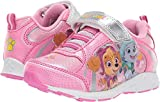 Josmo Kids Baby Girl's Paw Patrol Sneaker (Toddler/Little Kid) Fuchsia 11 M US Little Kid