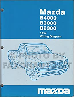 mazda b3000 wiring diagram wiring diagrams the1994 mazda b4000 b3000 b2300 pickup truck wiring diagram manual 2003 mazda b3000 radio wiring diagram