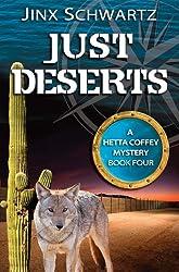 Just Deserts (Hetta Coffey Series, Book 4)