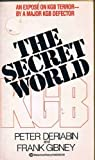 The Secret World, Peter Deriabin, 0345349237