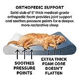 Furhaven Pet Dog Bed - Orthopedic Micro Velvet
