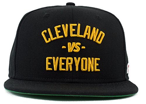 #FRDP Cleveland Vs Everyone Snapback Hat Black
