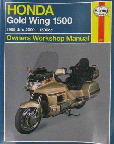 Haynes 2225 One Size Technical Repair Manual