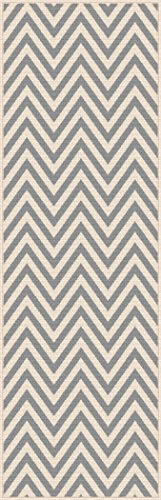 Universal Rugs Outdoor Chevron Gray product image