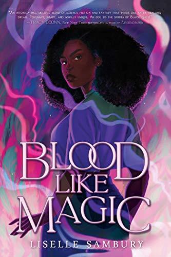 Book Cover: Blood Like Magic
