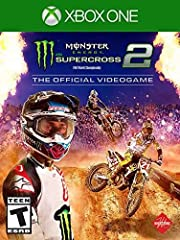 The official video game of the monster energy am Super cross Championship is back with riders and tracks of the 2018 season. Train hard in the compound area and take care of business to become a true champion. A completely new career mode let...