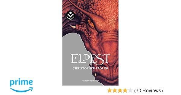 Amazon Com Eldest Spanish Edition 9788415729013 Christopher