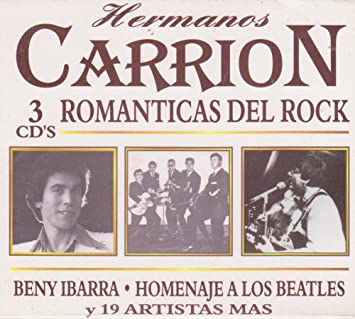 "Hermanos Carrion ""3 Romanticas Del Rock"" ..."