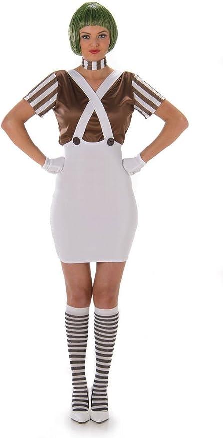 Generique - Disfraz Mujer chocolatera Sexy L: Amazon.es: Juguetes ...