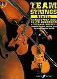 img - for Team Strings - Violin by Richard Duckett (2008-03-28) book / textbook / text book