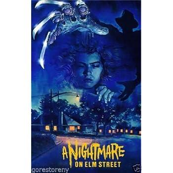 Amazon.com: A NIGHTMARE ON ELM STREET (1984) Movie Poster ...
