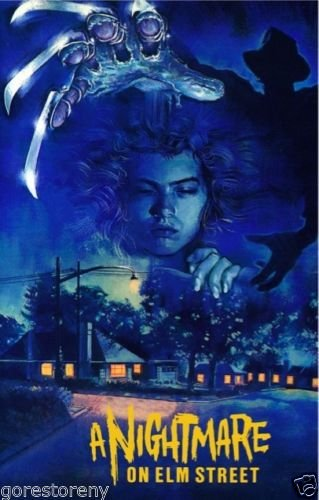 A NIGHTMARE ON ELM STREET  Movie Poster 24x36