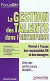 La gestion des talents dans l'entreprise