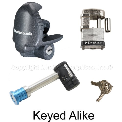 Master Lock Trailer Locks 3KA 379 37