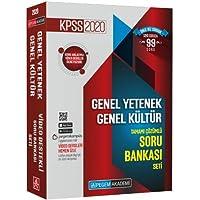 2020 KPSS Genel Yetenek Genel Kültür Tamamı Çözümlü Soru Bankası Seti: 5 Kitap: 5 Kitap Set