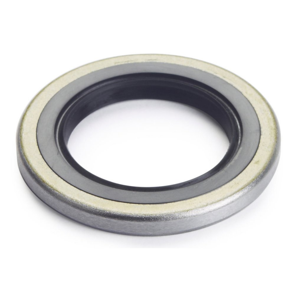 Thomson S625, External Seal for Closed Bearings, Steel; Rubber; use with 0.625 in Diameter Shaft