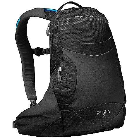 Platypus Origin 5-Litre Hydration Pack, Black, Outdoor Stuffs