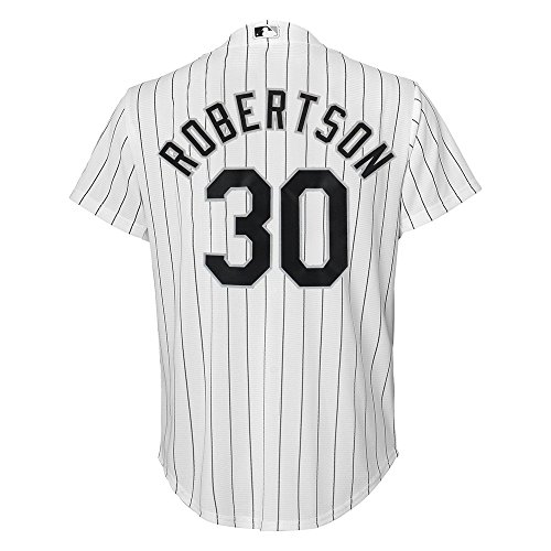 Outerstuff David Robertson MLB Majestic Chicago White Sox Home Cool Base Jersey Youth S-XL