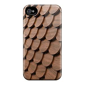 Ixf31352bwtE Phone Cases With Fashionable Look For Iphone 6 - Wood Circles