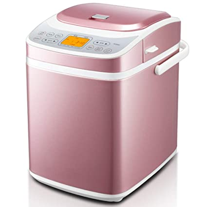 Automático Maquina para hacer pan, Panificadora con ajuste libre de gluten, Dispensador de frutas