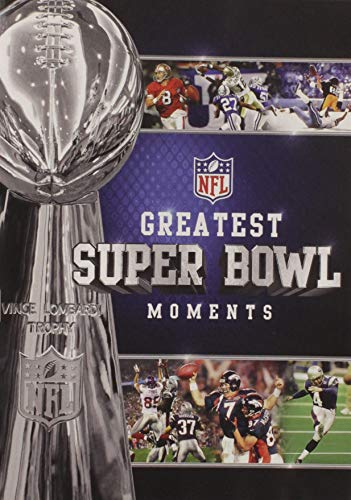 NFL-Greatest Superbowl Moments I-XLV