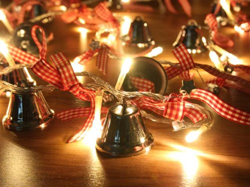 Battery Operated String Christmas Shipping