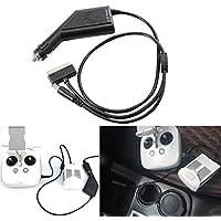 Hobby Signal Phantom 4 Battery Charger Car Charger 17.5V 4A for Phantom4
