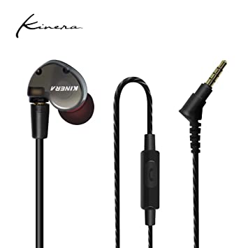Kinera Auriculares deportivos, auriculares deportivos con ...