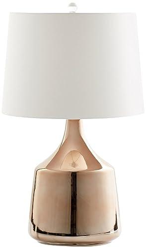 Amazon.com: CIAN diseño Flynn lámpara de mesa Flynn 1 luz ...