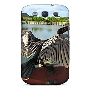 Forever Collectibles Snake Bird On Display Hard Snap-on Galaxy S3 Case