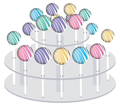 Cake Pops Acrylic Display Stand Vandue CP18