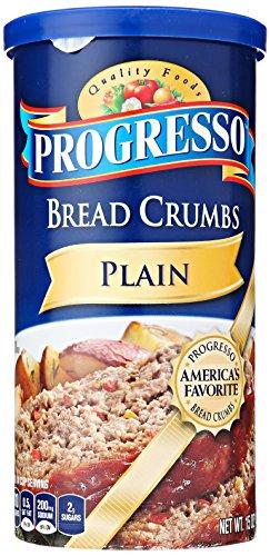 Progresso Bread Crumbs, Plain, 15 Ounce