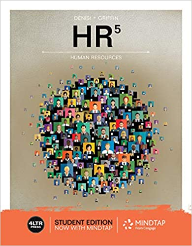 HR (with MindTap, 1 term Printed Access Card): Human