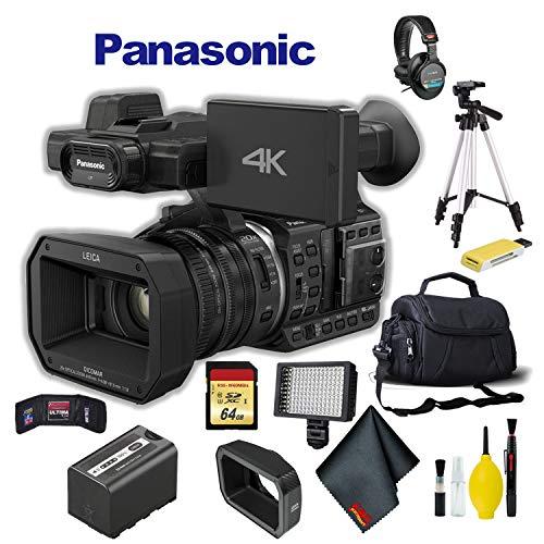 Panasonic HC-X1000 4K DCI/Ultra HD/Full HD Camcorder Master Bundle