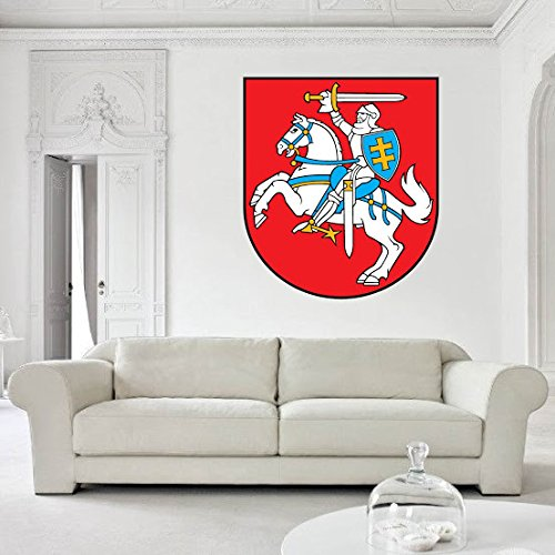 Lithuania's coat of arms Vinyl decal Wall