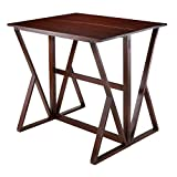Winsome Wood Harrington Drop Leaf High Table