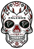 Applied Icon, NFL Atlanta Falcons Large Skull Primary Decal