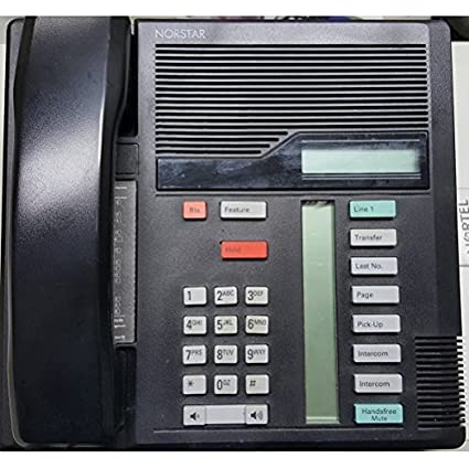 Nortel Networks Phone System & Voicemail Guide
