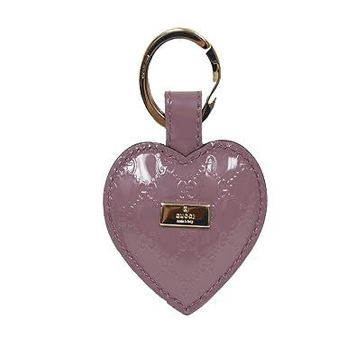 Amazon com: Gucci Light Purple Microguccissima Patent