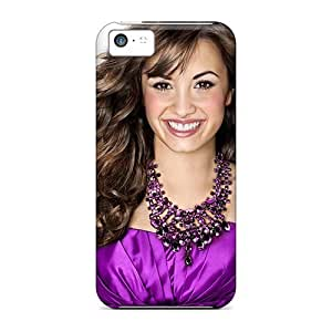 High-end Case Cover Protector For Iphone 5c(demi Lovato 28)