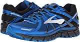 Brooks Men's Adrenaline ASR 14 Black/Ebony/Lapis Blue 10.5 D US For Sale
