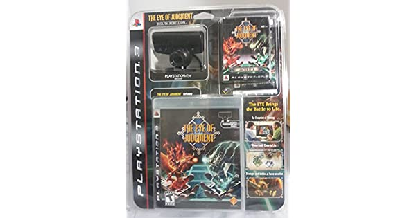 Playstation 3 Lot of 5-2007 Eye Of Judgment Starter Decks