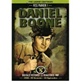 Daniel Boone: the Television Series Season 5 by Fess Parker