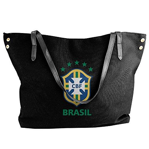 2016 Brazil National Soccer Team Handbag Shoulder Bag For Women
