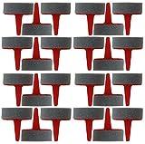 FeetPeople Foam Polish Applicators, 24 Pack