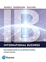 International Business, Student Value Edition Plus MyLab Management with Pearson eText -- Access Card Package (16th Edition)